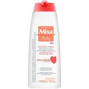 Mixa Baby Cold Cream Fürdető és Zuhanyzó Krém