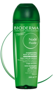 Bioderma Nodé Fluid Kímélő Sampon