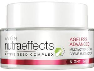 Avon Nutra Effects Komplex Tápláló Éjszakai Krém