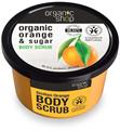 Organic Shop Szicíliai Narancs Bőrradír Bio Naranccsal és Cukorral