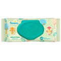 Pampers Natural Clean Illatmentes Babatörlőkendő