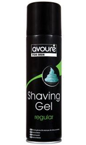 Avouré Shaving Gel Regular Borotvazselé Férfiaknak