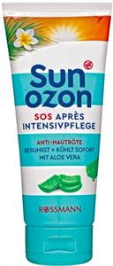 Sun Ozon Intenzív Napozás Utáni Bőrápoló Krém