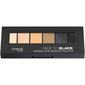 Trend It Up Fade To Black Smokey Eye Shadow Palette