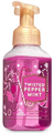 Bath & Body Works Twisted Peppermint Habszappan Kézre