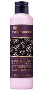 Yves Rocher Fruits Noirs Fekete Gyümölcs Testápoló