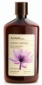 Ahava Mineral Botanic Krémtusfürdő Lótusz-Gesztenye