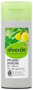 Alverde Tusfürdő Menta és Bergamott