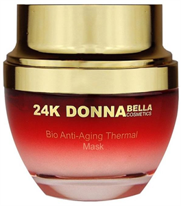 Donna Bella 24K Bio Anti-Aging Thermal Mask