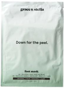 grace & stella Dr. Pedicure Foot Peeling Mask