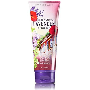 Bath & Body Works French Lavender & Honey Ultra Shea Body Cream