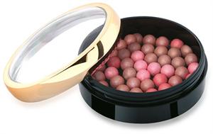 Golden Rose Ball Blusher Pirosító Gyöngyök