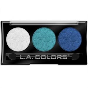 L.A. Colors 3 Színű Szemhéjpúder