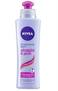 Nivea Straight&Gloss Hajegyenesítő Krém