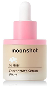 Moonshot Oil Relief Concentrate Serum White