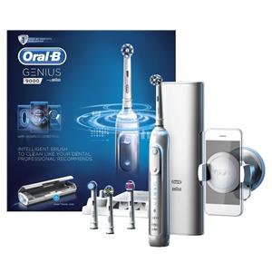 Oral-B Genius Pro 9000 Elektromos Fogkefe