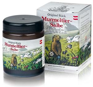 Oiginal Röck Murmeltier-Salbe