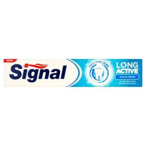 Signal Long Active White Fresh Fogkrém