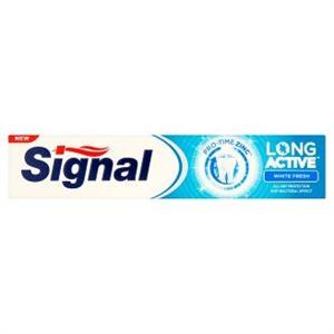 Signal Long Active White Fresh Fogkrém