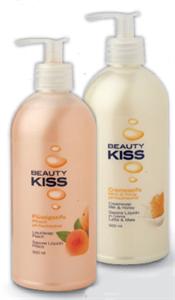 Beauty Kiss Folyekony Szappan