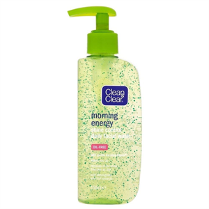 Clean&Clear Morning Energy Shine Control Daily Facial Wash