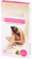 Joanna Sensual Szőrtelenítő Szalagok a Test Szőrtelenítéséhez Argánolajjal