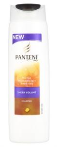 Pantene Pro-V Sheer Volume Sampon Vékonyszálú Hajra