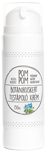 Pompom Botanikuskert Testápoló Krém