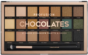 Profusion Chocolates Eyeshadow Palette