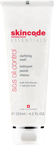 Skincode S.O.S Oil Control Arctisztító Krém