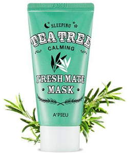 A'PIEU Fresh Mate Tea Tree Mask Calming