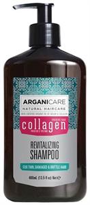 Arganicare Collagen Sampon Fakó Hajra
