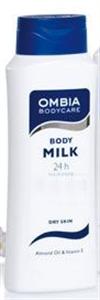 Ombia Bodycare Testápoló Tej Száraz Bőrre