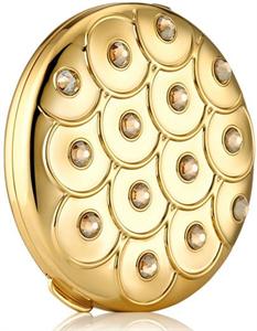 Estée Lauder Golden Peacock Powder Compact