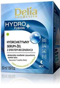 Delia Hydro Fusion Éjszakai Hidratáró Szérum
