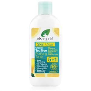 dr. Organic Skin Clear Pórustisztító Arctonik 5in1