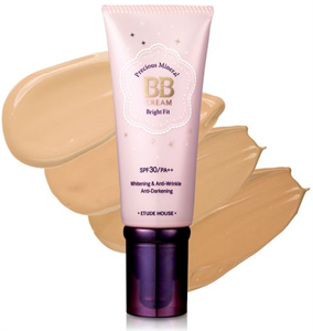 Etude House Precious Mineral Bright Fit BB Cream SPF30 / PA++