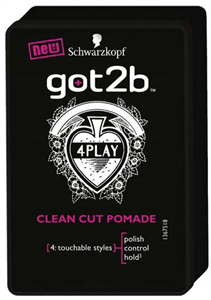 Got2b 4play Clean Cut Pomade Hajkrém