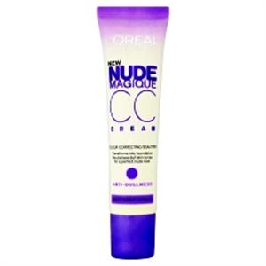 L'Oréal Nude Magique CC Krém - Anti-Dullness