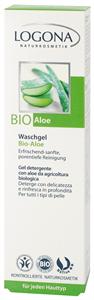 Logona Arctisztító Gél Bio Aloe Kivonattal