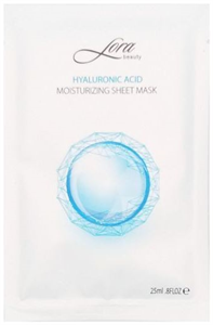 Lora Beauty Hyaluronic Acid Moisturising Sheet Mask