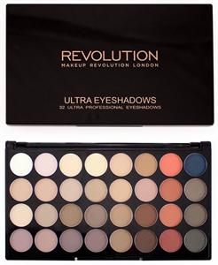 Makeup Revolution Ultra 32 Eyeshadow Palette Flawless Matte 2