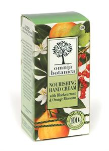 Omnia Botanica Tápláló Kézkrém