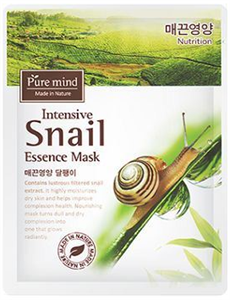 Pure Mind Intensive Snail Essence Mask