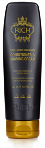 Rich Energising Conditioner & Shaving Cream
