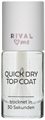 RIVAL loves me Quick Dry Top Coat