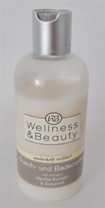 Wellness & Beauty Sheavajas Tusfürdő Mandulaolajjal