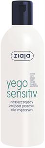 Ziaja Yego Sensitive Tusfürdő Férfiaknak