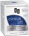 AA Clinical Lift 50+ Ránctalanító és Lifting Hatású Nappali Arckrém