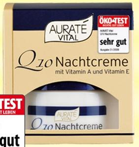 Auraté Vitamin Éjszakai Krém